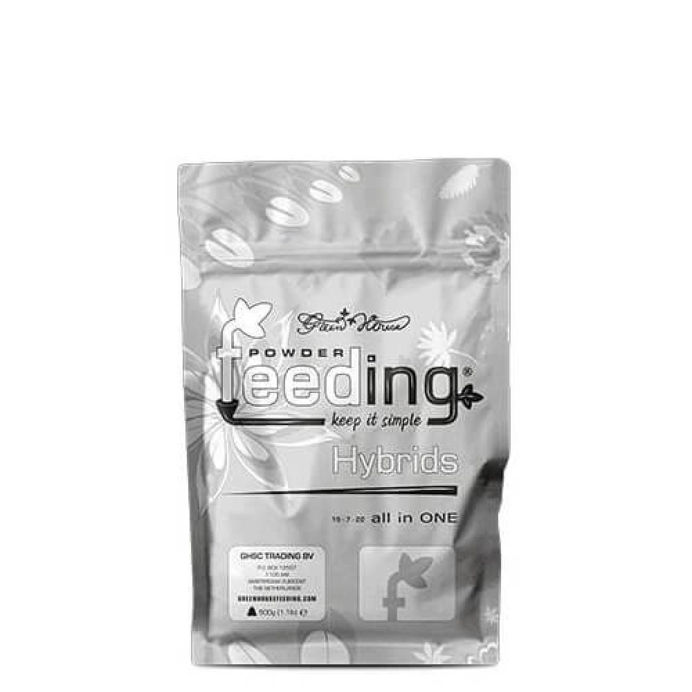 Удобрение Powder Feeding Hybrids 0,5 kg