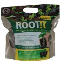 ROOT!T Natural Rooting Sponges 50 шт