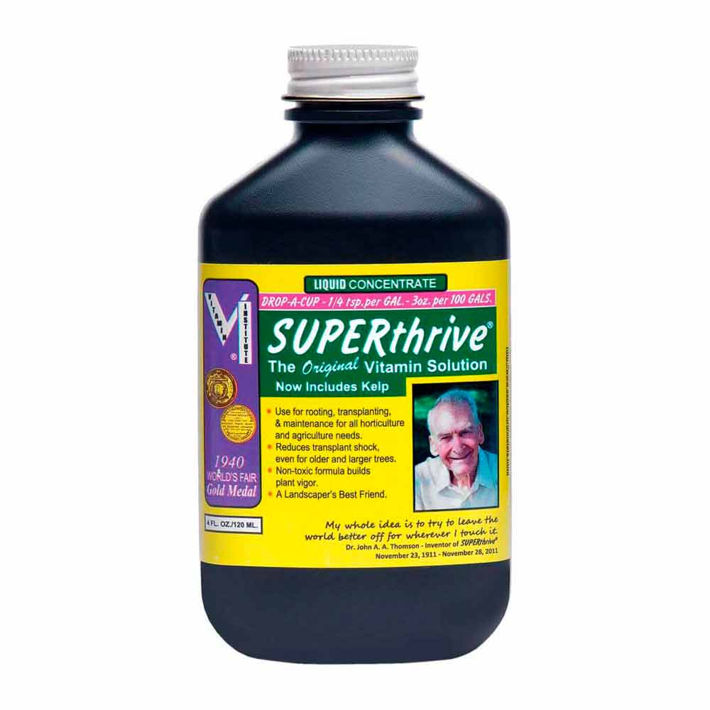 SuperThrive смесь гормонов и 25 витаминов
