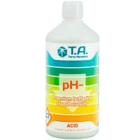 pH Down 1 л. Terra Aquatica