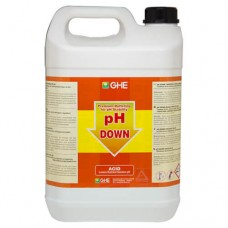 pH Down 5 л. Terra Aquatica