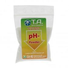 pH Down DRY 25 гр. Terra Aquatica