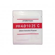 Сухая калибровка для pH метра 4.01