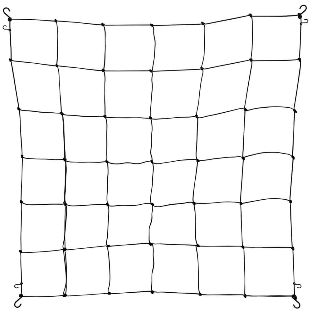 Резиновая эластичная сетка scrog с крючками ProNet 120