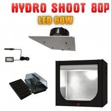 Гроубокс комплект Hydro Shoot 80P LED 60 Вт