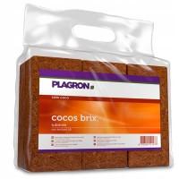 Кокосовый субстрат Cocos Brix Plagron 54 л