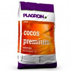 Кокосовый субстрат Plagron Premium 50 л