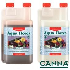 CANNA Aqua Flores A+B 1 л