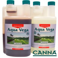 CANNA Aqua Vega A+B 1 л