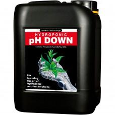 pH Down Growth Technology 81% 5 л