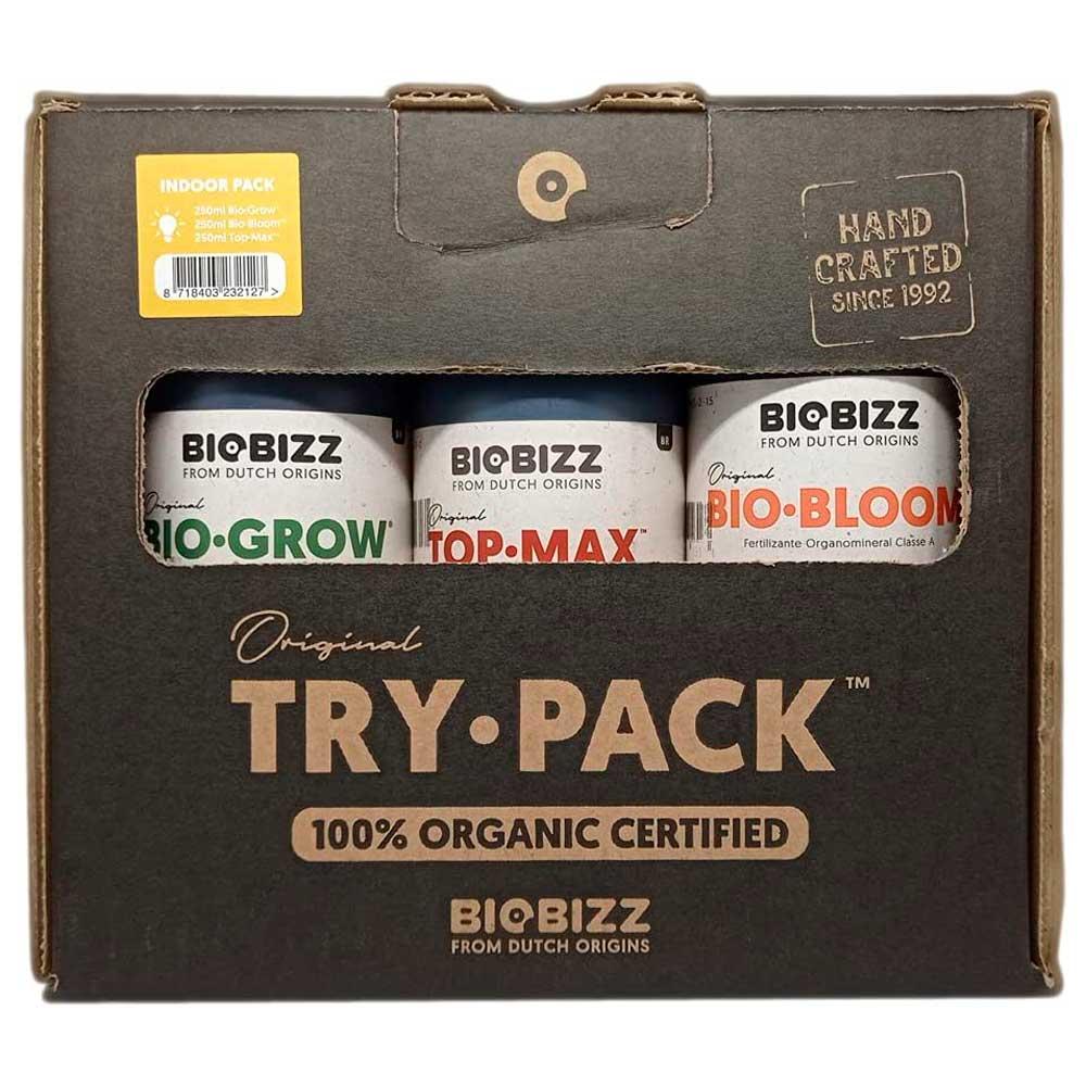 BioBizz Try-Pack Indoor Starter Kit