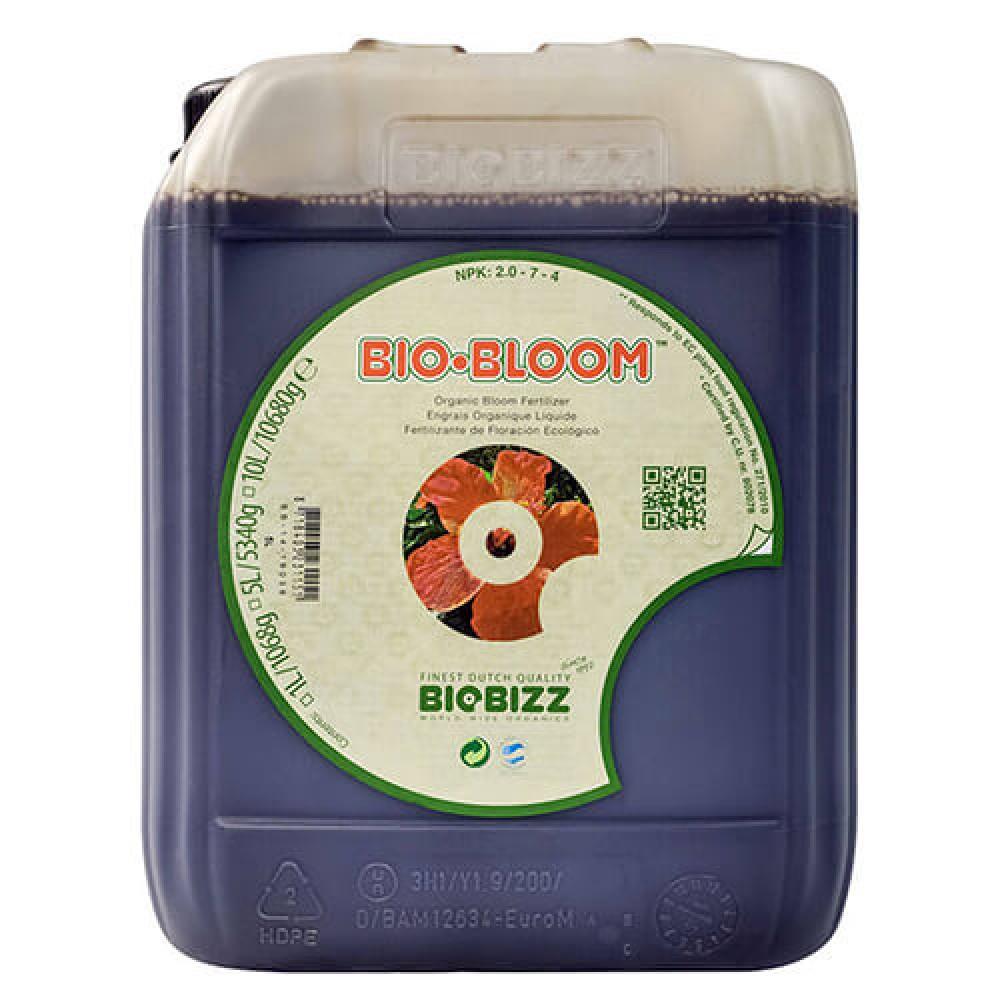 Удобрение Biobizz Bio Bloom 5 L