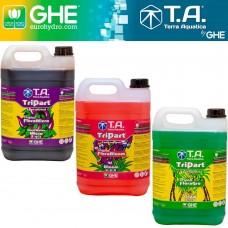 Terra Aquatica TriPart Gro+Micro+Bloom HW 3x5 л