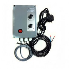 Контроллер скорости с датчиком температуры