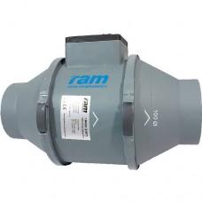 Вентилятор RAM 100 2-скорости 165-199 м3/ч