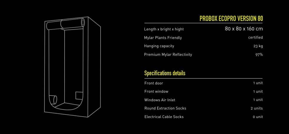 Гроубокс ProBox EcoPro 80